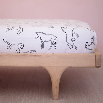 Horse - Fitted sheet