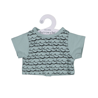 Waves dolls classic tee for 38cm doll
