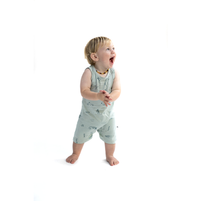 Under the Sea Finlay Romper