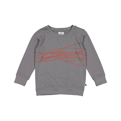 Zephyr Steel Sweater